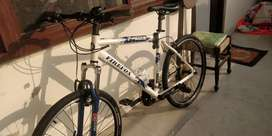 Firefox, shimano acera gear (21),19.5 inch,well maintained bicycle