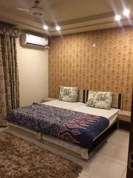 luxury 3bedrooms furnish apartment available for Rent in bahria