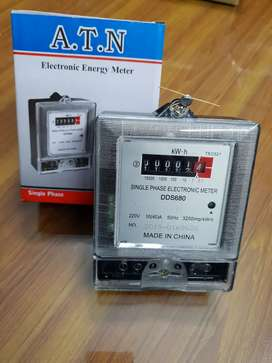 ATN Digital single phase electricity meter for Private and sub meter.