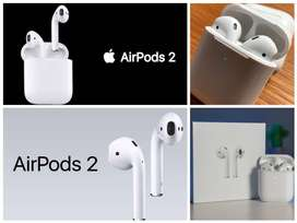 Free Home Delivery - Apple Airpods 2 Gen Pop-up Siri Bluetooth Headset