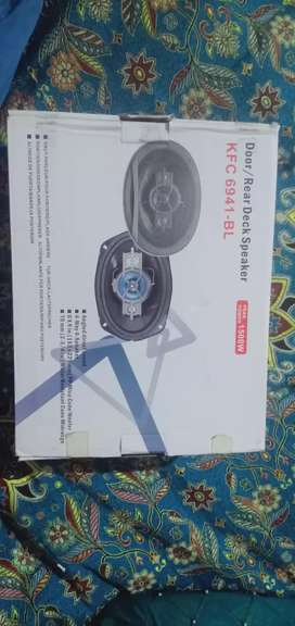 Honda City Car Speakers
