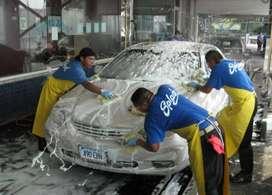 Carwash & Detailing Worker