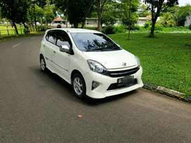 (KM 15.990) Toyota agya g trd 1.0 2014/2015 mt manual, full orisinil