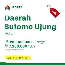RUKO DAERAH SUTOMO UJUNG