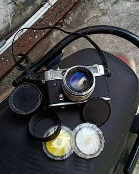 Kamera analog Yashica lc Lynx - 14e (jual cepat, nego)
