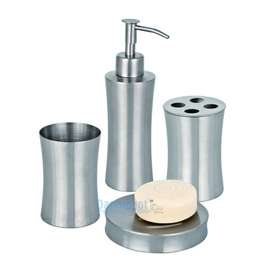 Bathroom Stainless 5 Set