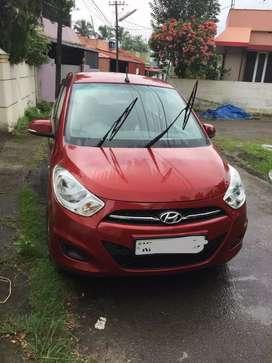 Hyundai i10 kappa 2012 model petrol engine.56000 km