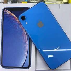 I PHONE XR (BLUE) AVAILABLE  ALL INDIA CASH ON DELIVERY AVAILABLE