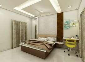 gypsum ceiling home decoration