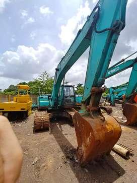 Excavator kobelco sk 200-8 geospec