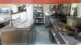 Restaurant Kitchen Full setup for Sale