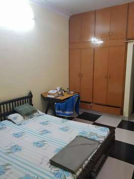 Vaishali one Bedroom Fully furnished for Service Class Male Only