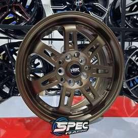 Velg Mobil R16 Ertiga Innova Rush Terios Bisa Kredit Spec Racing Medan