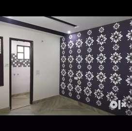 2bhk builder floor with home loan