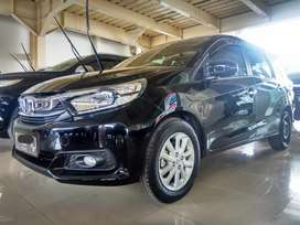 Honda Mobilio E Manual 2018 hitam dp ringan