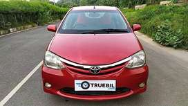 Toyota Etios VX, 2011
