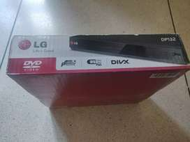 Brand new LG DVD+PENDRIVE PLAYER powered by DOLBY