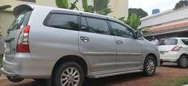 Toyota Innova Full Option Diesel