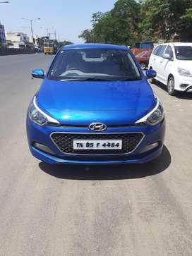 Hyundai Elite I20 Sportz 1.4, 2017, Diesel