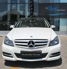 Mercedes-Benz C-Class C220 CDI, 2014, Diesel