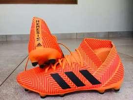 Adidas Nemeziz 18.3 Mandarin Orange FG Boot