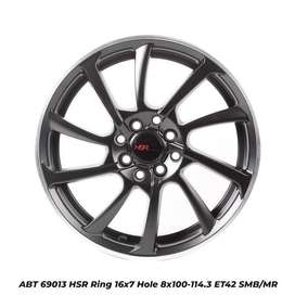Velg Mobil Ring 16 HSR untuk Avanza, Avanza New, Kijang LGX, Veloz dll