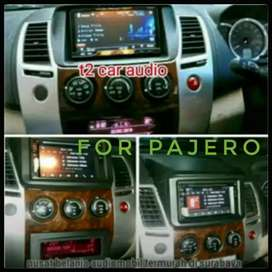 Wow For PAJERO DVD 2DIN androidlink 7inc full hd+cmera hd+pasang mumer