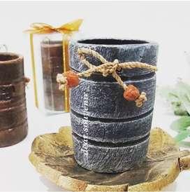 Souvenir Gerabah Vase