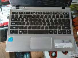 """Laptop/notebook acer 11.6 """" mulus gaes garansi 3bulan"""