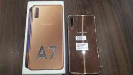 Samsung A7 2018 gresss