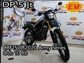 Honda  CRF 150L th 2020 Army - Eny Motor