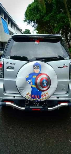 Sarung ban serep Rush Terios Escudo Touring Crv Taft Feroza Taruna dll