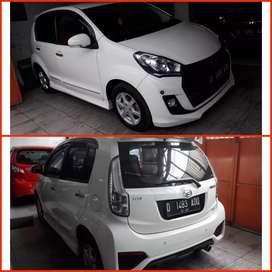 ISTIMEWA Sirion M Sport AT Facelift 2015