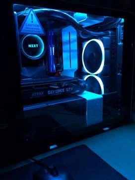 PC   Ryzen 5 3600x   GTX 1660 SUPER   16GB   SSD 512GB   Internal 1TB