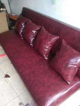 Agen sofa dan jati siap servis..