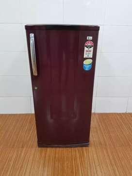 LG 5star rating single door refrigerator