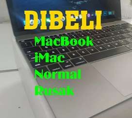 Dibeli Laptop Macbook Bekasmu Harga Tinggi Dijemput