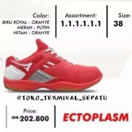 Sepatu Badminton original Ardiles Ectoplasm size 38