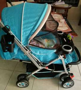 Stroller L'abeille Buggy & Classics A-019 T