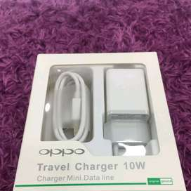 charger oppo 100% ori 2A