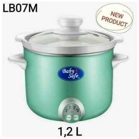 Slow Cooker Digital Baby Safe LB07M Mpasi
