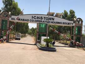 Ichs town executive block 5 marla plots files for sale at vry low pric