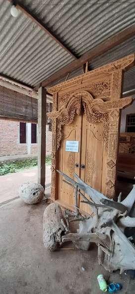 cuci gudang pintu gebyok gapuro jendela rumah masjid musholla mukha