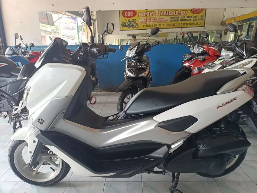 Yamaha Nmax ABS th 2016 Odo km 6rb JOSSS