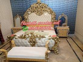 Chiniotti Double bed set