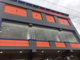 B+G+3 Comercial plaza at main GT road in sherghar