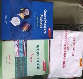 Fiitjee Grandmaster package+review booklet+sample paper