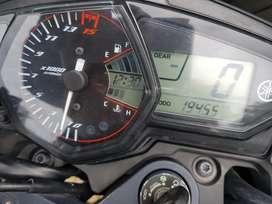 Jual Yamaha MT-25 Tahun 2016