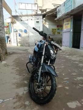Well maintained fz 250@90, 000.