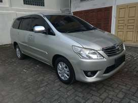 Toyota Kijang Innova 2.5 G MT diesel 2013